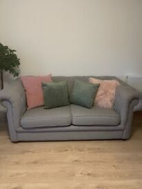2 Seater sofa bed in great condition