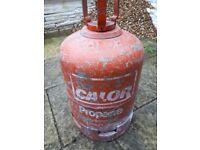 GAS BOTTLE CALOR GAS CYLINDER 13KG PROPANE EMPTY BOTTLE