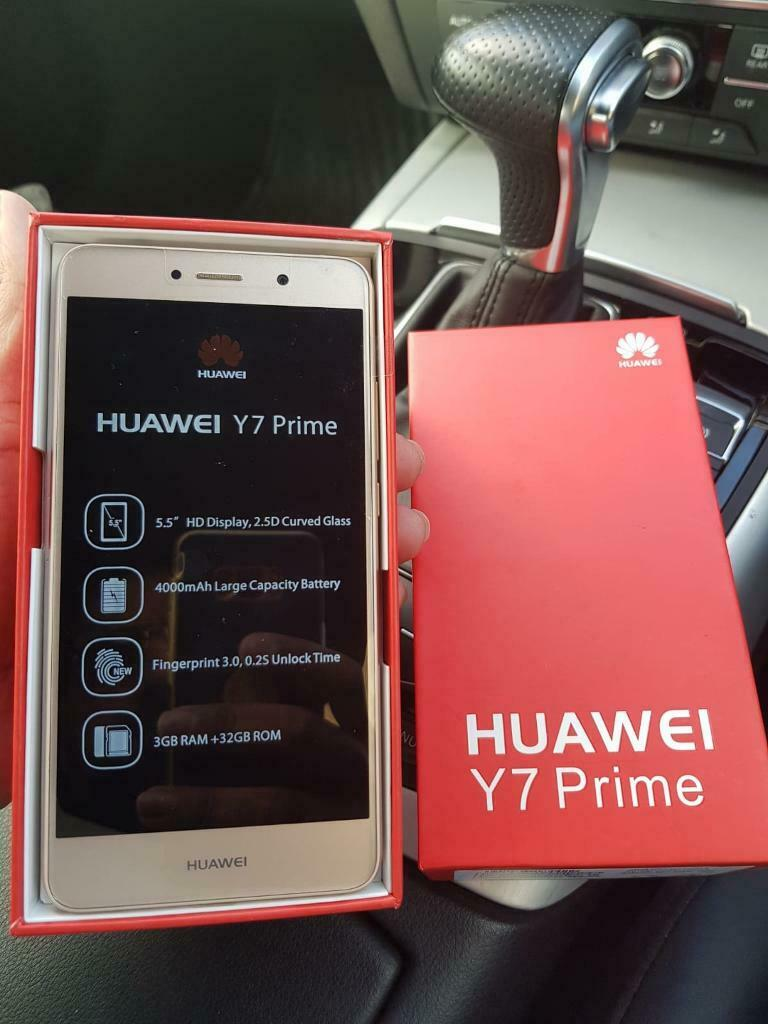 Huawei Y7 Prime Brand New Unlocked | in Oldham, Manchester | Gumtree
