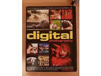 Digital photography hardback book