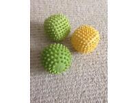 Tumble dryer balls