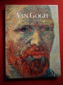 VAN GOGH by Meyer Schapiro Hardback Art Book