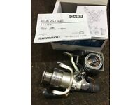 Fishing Real Shimano Exage 4000RA Brand new in box, never used