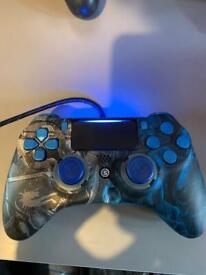 Scuff impact gaming controller