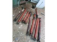 Iveco Daily propeller shafts. Excellent condition
