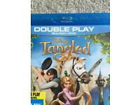 Disney Tangled Blu Ray