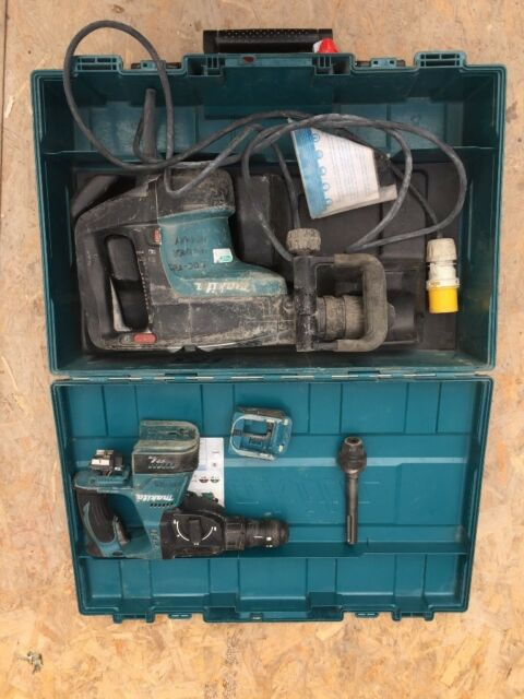 MAKITA 110V KANGO AND 18V HAMMER DRILL - USED, NOT WORKING, FOR PARTS | in  Bournemouth, Dorset | Gumtree