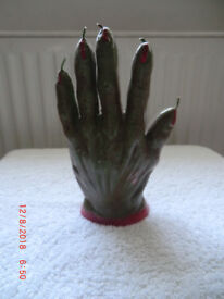 New Hand Candle