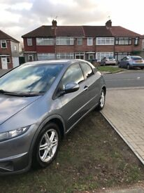 HONDA CIVIC 1.4 petrol 6speed manual