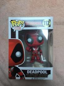 Deadpool Funko Pop Bobblehead