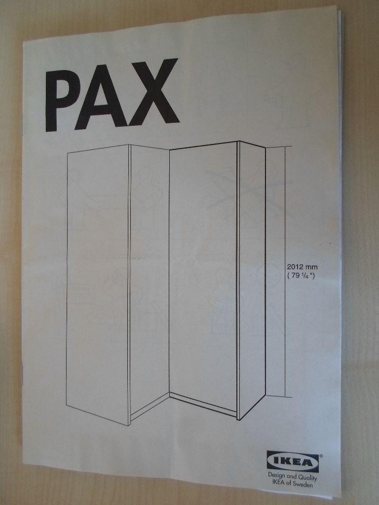 IKEA Pax Corner Wardrobe | in Alloa, Clackmannanshire ...