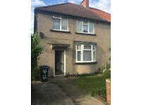 3 Bedroom house in Feltham. Exchange for 2/3 bedroom flat/house in South East London