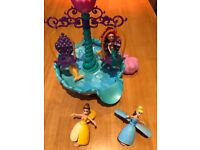 Disney princess bath toys