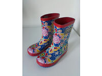 Lovely Jojo wellies (UK 8)