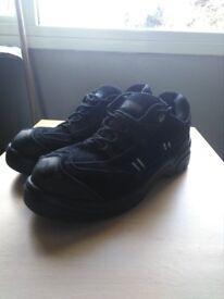 Apache work boots