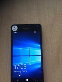 Microsoft Lumia 650 Mobile Phone Vodafone Lebara