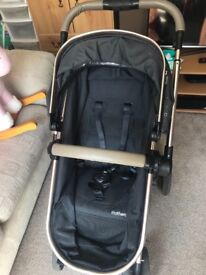 Mothercare orb travel system