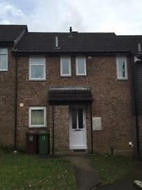 Three bed house for rent Belliver Area