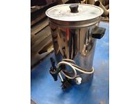 Swan stainless steel hot water urn