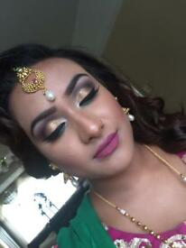 Makeup Artist and Hair/ Hijab Stylist BRIDAL PACKAGES AVAILABLE