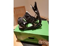 NEW flow haylo womens snowboard binding boxed. Size medium, black RRP £149