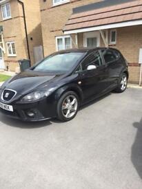 2007 SEAT LEON FR REALLY FAST CAR DRIVES MINT