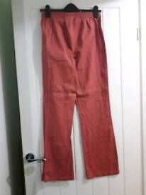 Ladies Simply be Jeggings in rosewood size 14