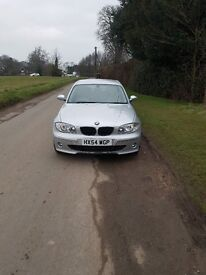 BMW 1 Series, 2.0 Litre, Automatic, Excompany Car, Full History