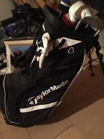 Taylor made / Golf clubs