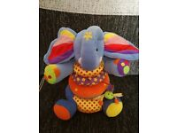 Jumbo elephant stacker toy from boots