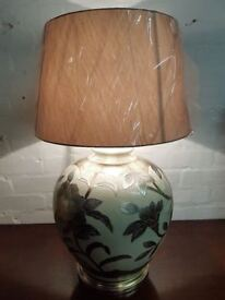 Manor House Style Lamp (DELIVERY AVAILABLE)
