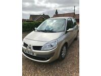 2006 Renault scenic 1.4 dynamique years mot drives superb