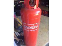 Gas cylinder propane 47kg