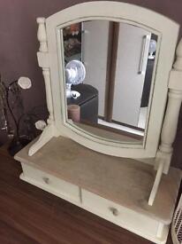 Shabby Chic Dresser Mirror