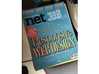 Back issues of net Magazine