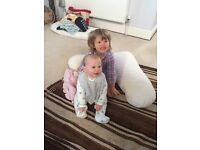 Mother's help / au pair / part time nanny wanted in Oxfordshire to help with two small children
