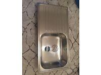 New kitchen sink