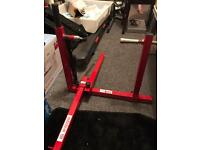 Abba Superbike Stand and front lift arm