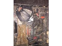Bosch 36v sds drill faulty