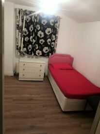 SINGLE ROOM IN FRIENDLY SHARED HOUSE CLOSE TO STRATFORD