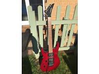 Jackson PS4 - Left Handed Lefty Guitar