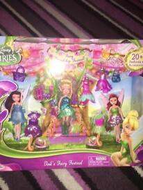 Disney fairy set still in box