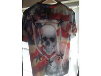 New Large Philipp plein t-shirt