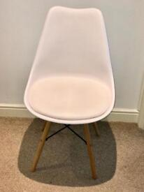 Mmilo Tulip Eiffel DSW dining/office chair