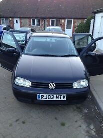 Volkswagen Golf Mk4 For Sale 750£