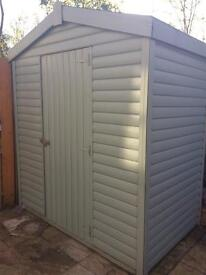 6 by 4 shed £150 - NOW SOLD