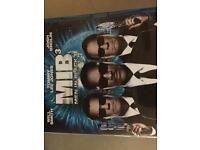 Men in black 3 Blu Ray movie