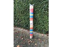 "10 Pole Windbreak 236"" x 45"""