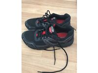 Black Kalenji running shoes Size 5.5