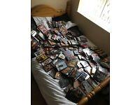 200 plus dvds £40